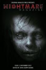 Nightmare Magazine, November 2012 - Nightmare Magazine, John Joseph Adams, Peter Straub, Joe Haldeman, Poppy Z. Brite, Desirina Boskovich, Ramsey Campbell, R.J. Sevin, John Langan
