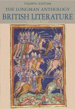 Longman Anthology of British Literature, The, Volume 1 (4th Edition) - David Damrosch, Peter J. Manning, Susan J. Wolfson, Christopher Baswell, Clare Carroll, Heather Henderson, William Chapman Sharpe, Stuart Sherman, Anne Howland Schotter, Andrew Hadfield, Kevin J.H. Dettmar
