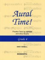 Aural Time! Practice Tests - Grade 4 - David Turnbull