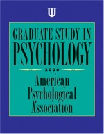 Graduate Study in Psychology - American Psychological Association