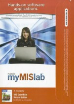 Mymislab with Pearson Etext -- Access Card -- For MIS Essentials - David Kroenke