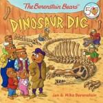 The Berenstain Bears' Dinosaur Dig - Jan Berenstain, Mike Berenstain