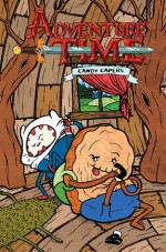 Adventure Time: Candy Capers #5 - Anath Panagariya, Yuko Ota, Ian McGinty, Tessa Stone