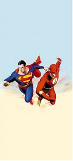 Superman vs. Flash - Jim Shooter, E. Nelson Bridwell, Dennis O'Neil, Martin Pasko, Dan Jurgens, Geoff Johns, Curt Swan, Ross Andru, Dick Dillin, José Luis García-López, Rich Burchett