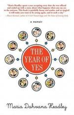 The Year of Yes - Maria Dahvana Headley