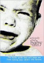 Seriously Bad Baby Names - Chris Okum
