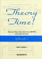 David Turnbull: Grade 1: Theory Time - Grade 1 - David Turnbull