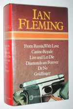From Russia, With Love ; Casino Royale ; Live And Let Die ; Diamonds Are Forever ; Dr No ; Goldfinger - Ian Fleming