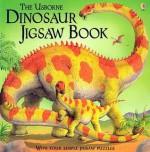 The Usborne Dinosaur Jigsaw Book - Peter Scott