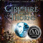 The Girl of Fire and Thorns - Rae Carson, Jennifer Ikeda, HarperAudio