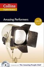 Collins Elt Readers — Amazing Performers (Level 3) (Collins ELT Readers. Level 3) - Jane Rollason, Fiona MacKenzie