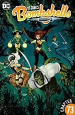 DC Comics: Bombshells (2015-) #75 - Marguerite Bennett, Aneke