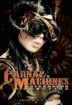 Carnal Machines: Steampunk Erotica - D.L. King