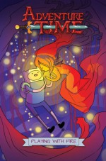 Adventure Time Vol. 1 Playing With Fire Original Graphic Novel - Danielle Corsetto