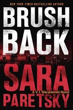 Brush Back (V.I. Warshawski) - Sara Paretsky