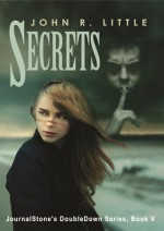 Secrets / Outcast (JournalStone's DoubleDown, #5) - John R. Little, Mark Allan Gunnells