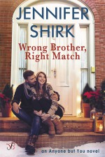 Wrong Brother, Right Match - Jennifer Shirk