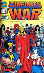 Infinity War - Jim Starlin, Tom Raney, Ron Lim
