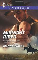 """Midnight Rider (Harlequin IntrigueBig """"D"""" Dads: The Daltons) - Joanna Wayne"""