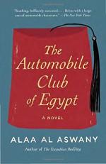 The Automobile Club of Egypt - Alaa Al Aswany, Russell Harris