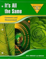 Mathematics in Context: It's All the Same: Geometry and Measurement - Britannica, Encyclopaedia Britannica