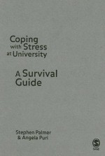 Coping with Stress at University: A Survival Guide - Stephen Palmer, Angela Puri