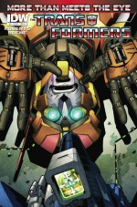 The Transformers: IDW More Than Meets The Eye (Vol. 6) - James Roberts, Nick Roche