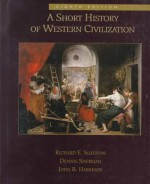 A Short History of Western Civilization, Combined - Richard Sullivan, John Harrison, Dennis Sherman