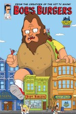 Bobs Burgers #1 Cover D Variant Midtown Comics Retailer Shared Beefsquatch Exclusive Cover - Rachel Hastings, Frank Forte