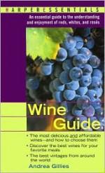 Wine Guide - Andrea Gillies