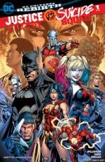 Justice League vs. Suicide Squad (2016-) #1 - Joshua Williamson, Jason Fabok