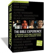 Holy Bible: Inspired By The Bible Experience: New Testament - Anonymous, Blair Underwood, T.D. Jakes, Samuel L. Jackson, Angela Basset, Cuba Gooding, Jr.