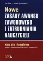 Nowe zasady awansu zawodowego i zatrudniania nauczycieli - Ewa Góra, Renata Mroczkowska