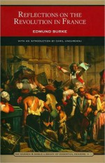 Reflections on the Revolution in France - Edmund Burke, L.G. Mitchell