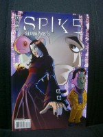"""Spike: Shadow Puppets #3 / """"Two To Sew"""" / Cover """"B"""" by Messina - Brian Lynch, Franco Urru"""