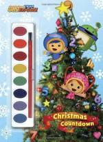 Christmas Countdown (Team Umizoomi) (Paint Box Book) - Golden Books, Jason Fruchter