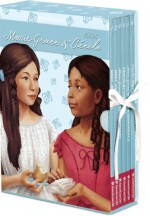 Cecile and Marie-Grace Paperback Boxed Set with Game (American Girl) (American Girl (Quality)) - Denise Lewis Patrick, Sarah Masters Buckey, Christine Kornacki, Cindy Salans Rosenheim