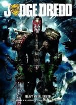 Judge Dredd: The Complete Heavy Metal Dredd - John Wagner, Alan Grant