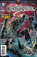 Constantine #4 - Jeff Lemire, Ray Fawkes, Renato Guedes, Juan José Ryp