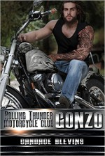 Gonzo (Rolling Thunder Motorcycle Club Book 7) - Candace Blevins
