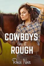 Cowboys Like it Rough (An MMF Bisexual Menage Threesome) - Roxie Noir