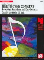 Beethoven Sonatas Book One - Ludwig van Beethoven, Gail Smith
