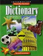 Thorndike Barnhart Intermediate Dictionary - Scott Foresman