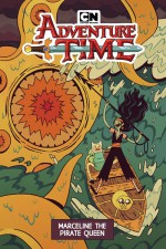 Adventure Time: Marceline the Pirate Queen - Original Graphic Novel - Laura Langston, Pendleton Ward, Zachary Sterling, Leah Williams