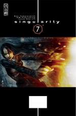 Singularity 7 #1 - Ben Templesmith, Ben Templesmith
