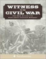 Witness to the Civil War - Jim Lewin, James Barber, Stuart Murray, P.J. Huff