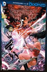 Superman/Wonder Woman (2013-) #10 (Superman/Wonder Woman (2013)) - Charles Soule, Pascal Alixe, Paulo Siqueira