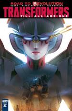 Transformers: Till All Are One #2 - Sara Pitre-Durocher, Mairghread Scott