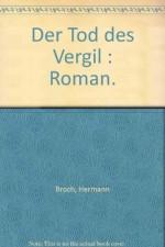 Der Tod des Vergil : Roman. - Hermann Broch