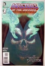 masters of the universe the origin of skeletor #1 - Joshua Hale Fialkov, Frazer Irving